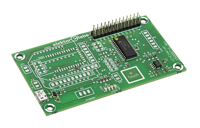 Android I/O-Board (150057-91)