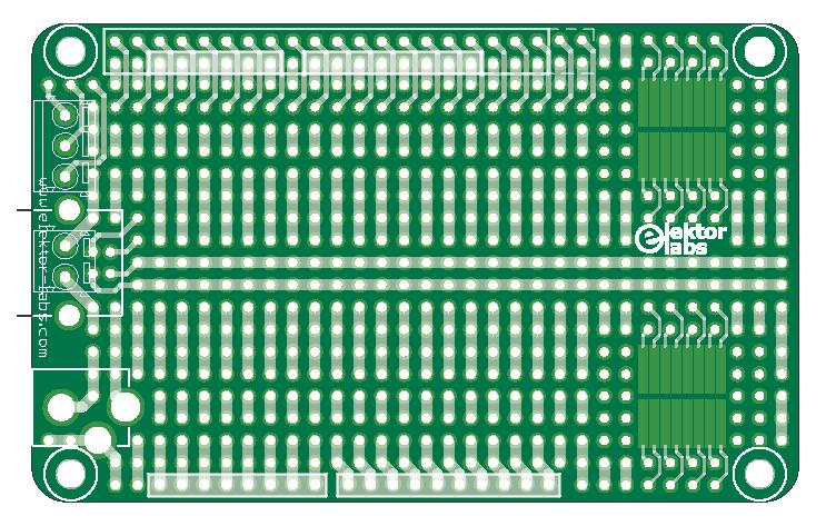 Elektor Labs Proto Board