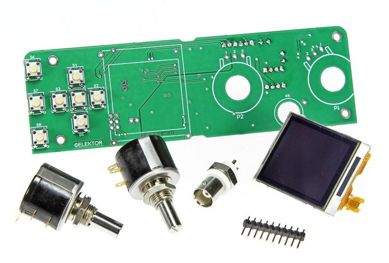10-MHz-DDS-Funktionsgenerator (150210-91)