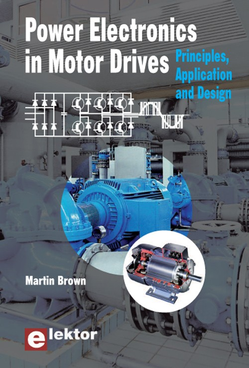 Power Electronics in Motor Drives