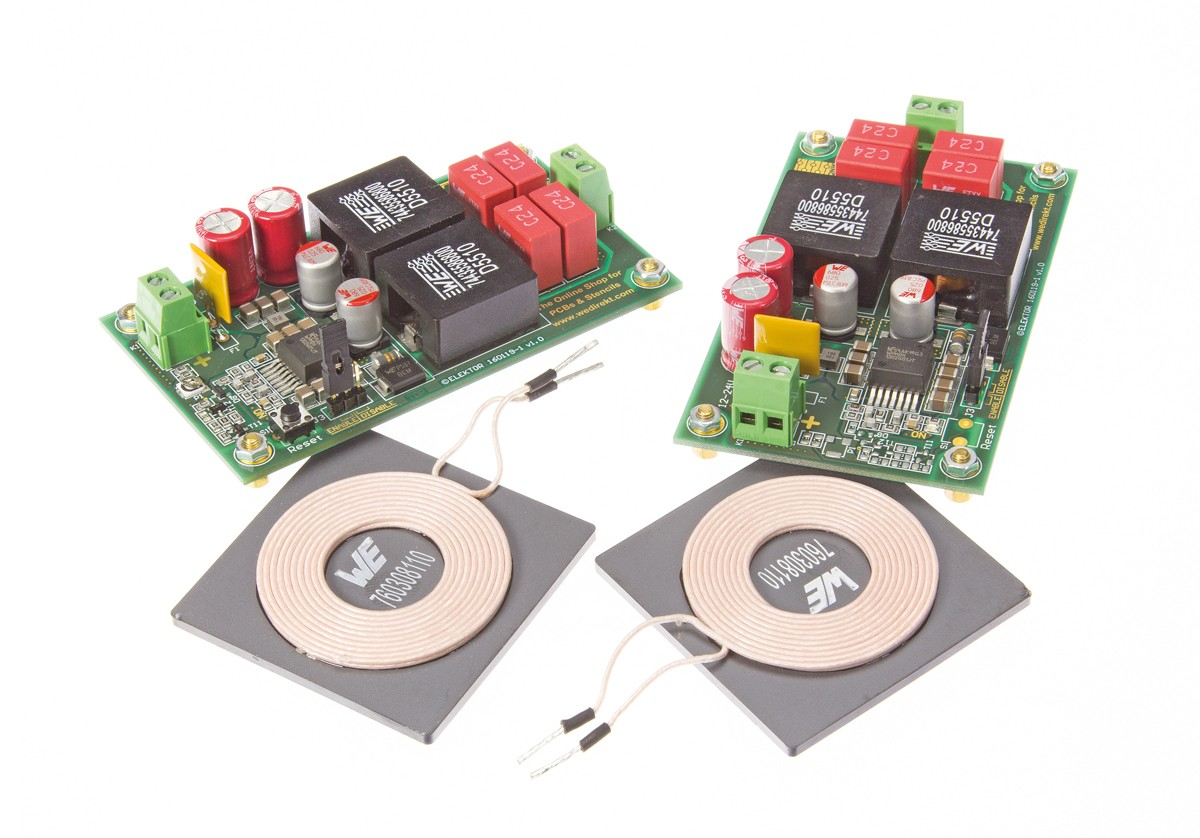 Wireless power converter - kit of parts (160119-71)