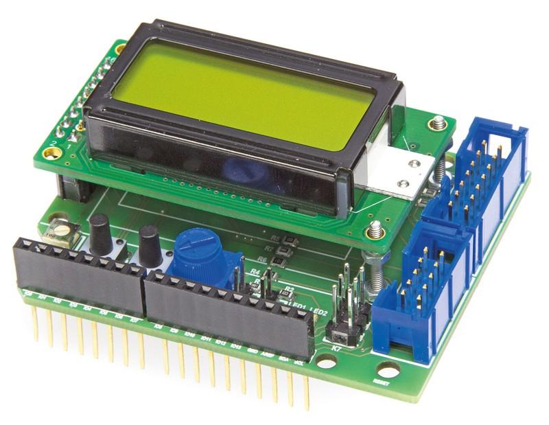 Arduino Experimentier-Shield 2.0 - Modul (160593-91)