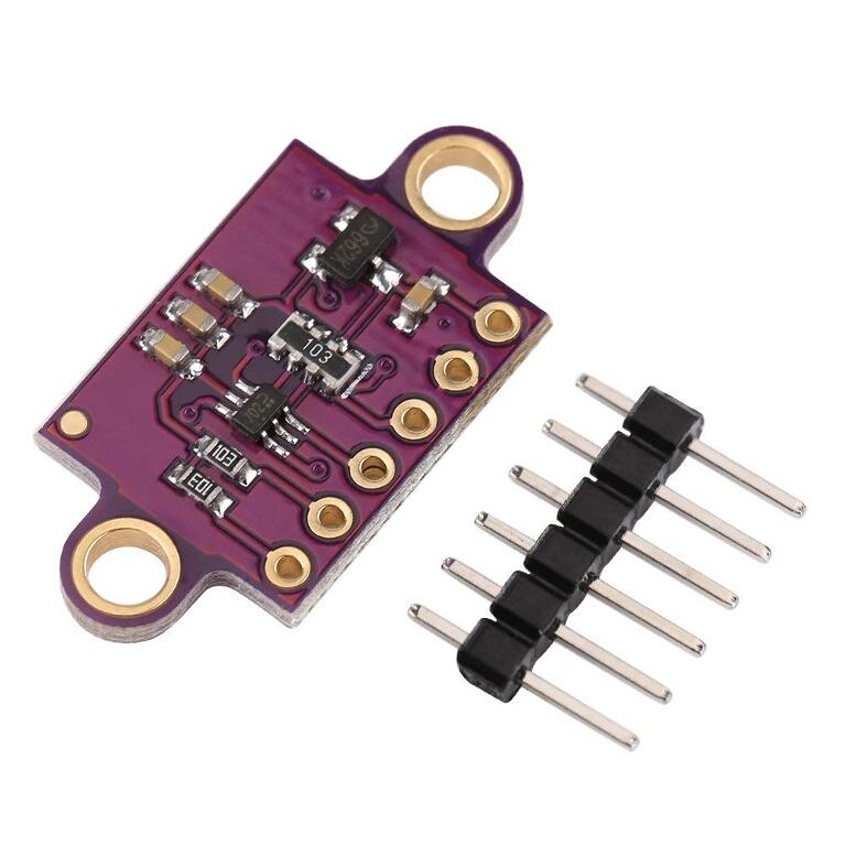 GY-VL53L0XV2 Time-of-Flight Distance Sensor