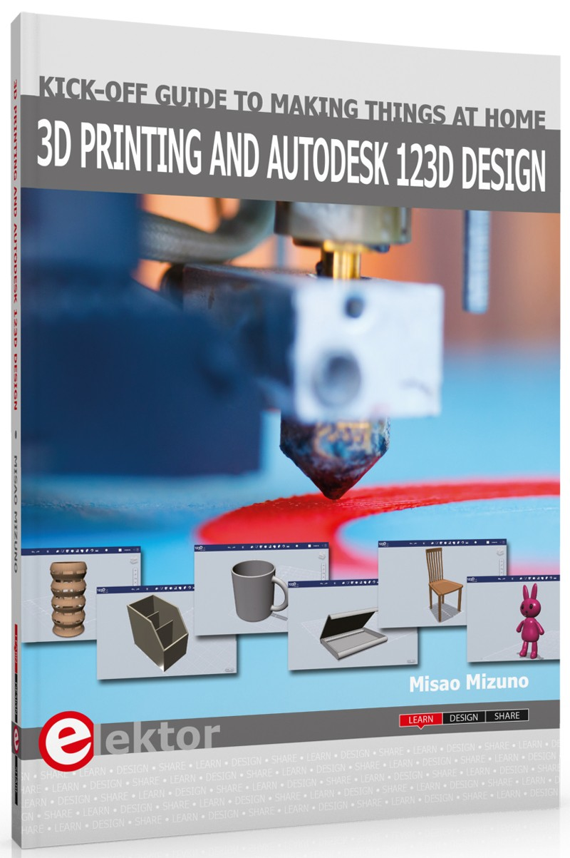 3D Printing and Autodesk 123D Design