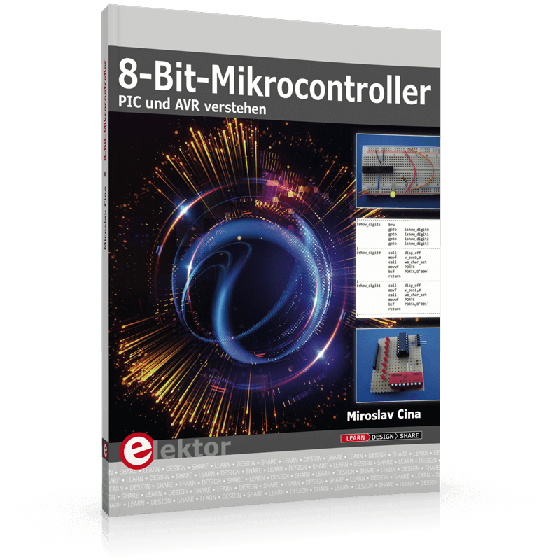 8-Bit-Mikrocontroller