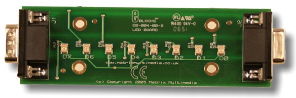 LED-Board (EB004)