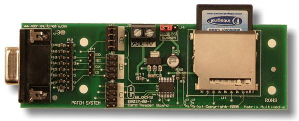SD/MMC-Kartenleser (EB037)