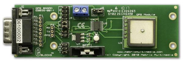 GPS-Board