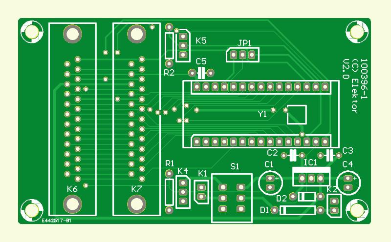 Motherboard für Arduino Nano (Platine)