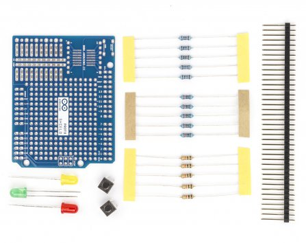 Arduino Proto Shield Rev3 Kit