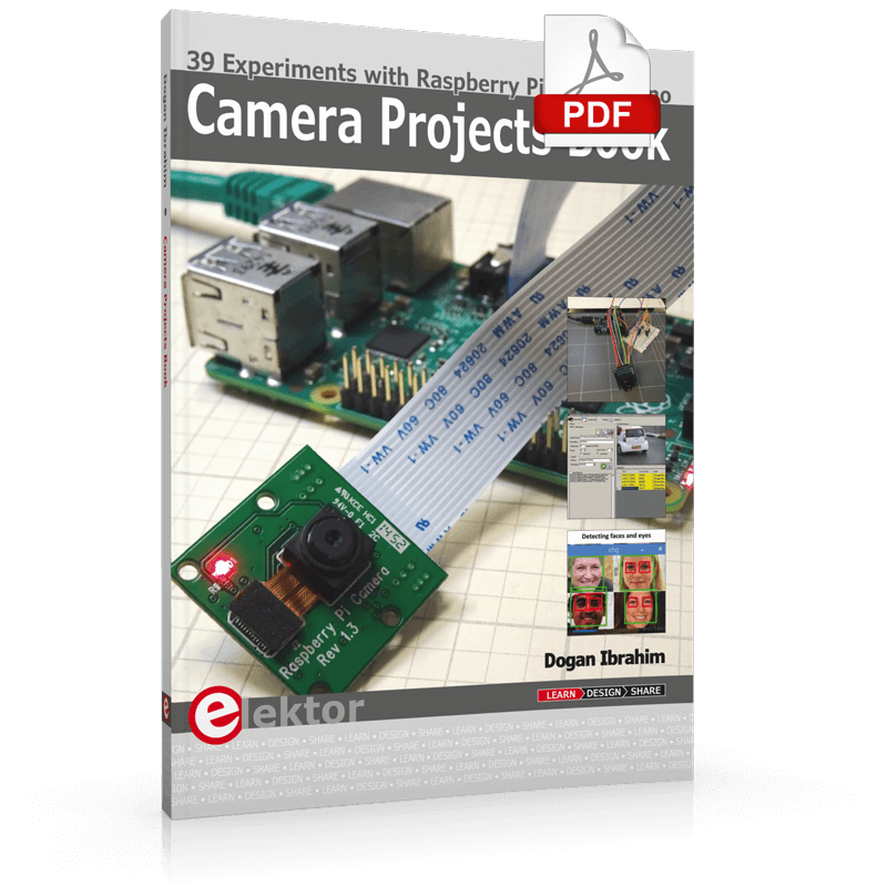 Camera Projects Book (E-book)