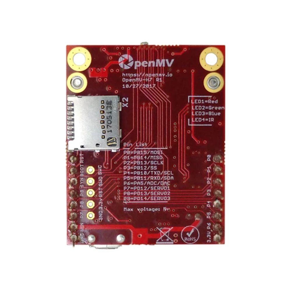 OpenMV-H7 A Python programmable machine vision camera