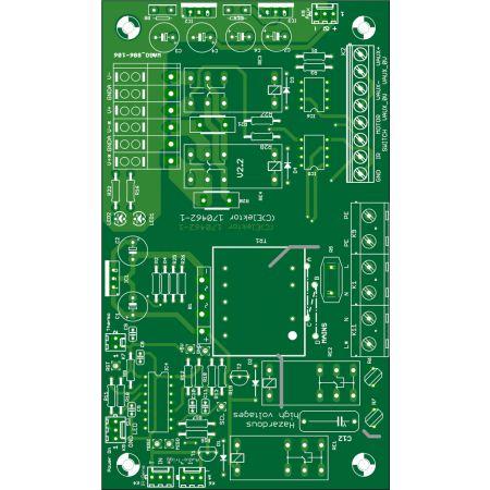 Softstart unit for amplifier - Bare PCB (170462-1)
