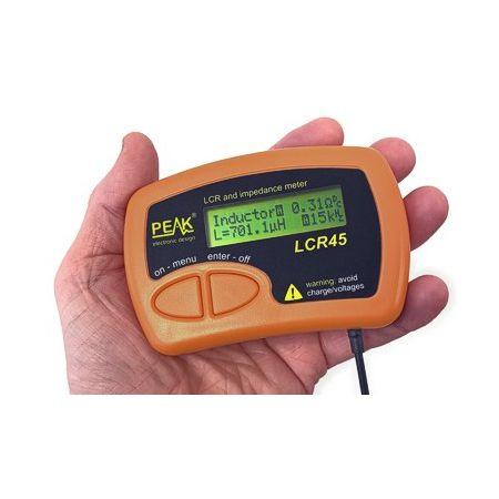 LCR45 – LCR- und Impedanzmesser