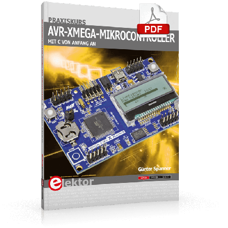 Praxiskurs AVR-XMEGA-Mikrocontroller (PDF)