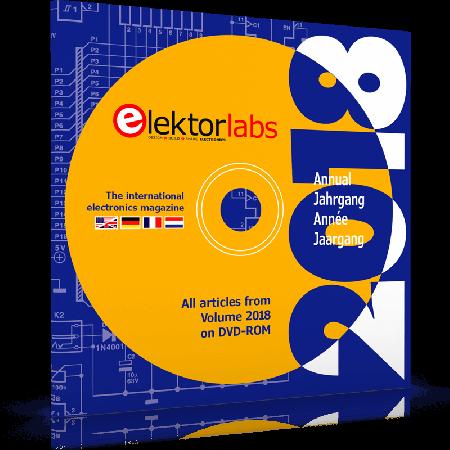 DVD Elektor 2018