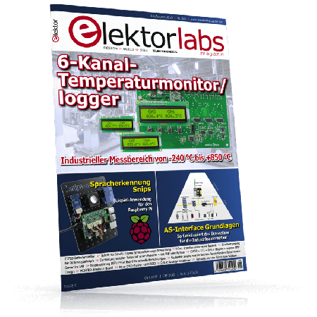 ElektorLabs 07-08/2019
