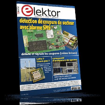 Elektor Magazine Septembre/Octobre 2018