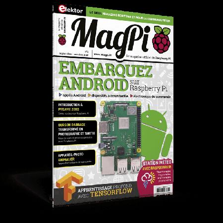 MagPi n°4  (Septembre/Octobre 2018) FR