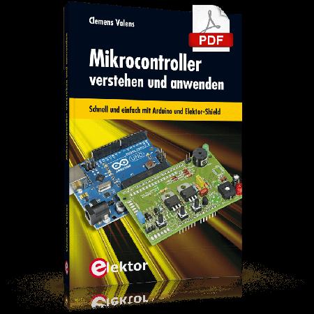 Mikrocontroller verstehen und anwenden (PDF)