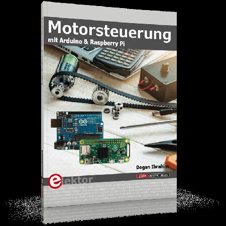 Motorsteuerung mit Arduino und Raspberry Pi
