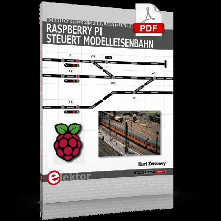 Raspberry Pi steuert Modelleisenbahn (PDF)
