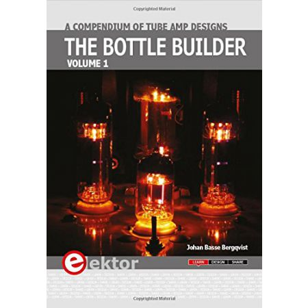 The Bottle Builder - Volume 1 (E-Book) - Cover