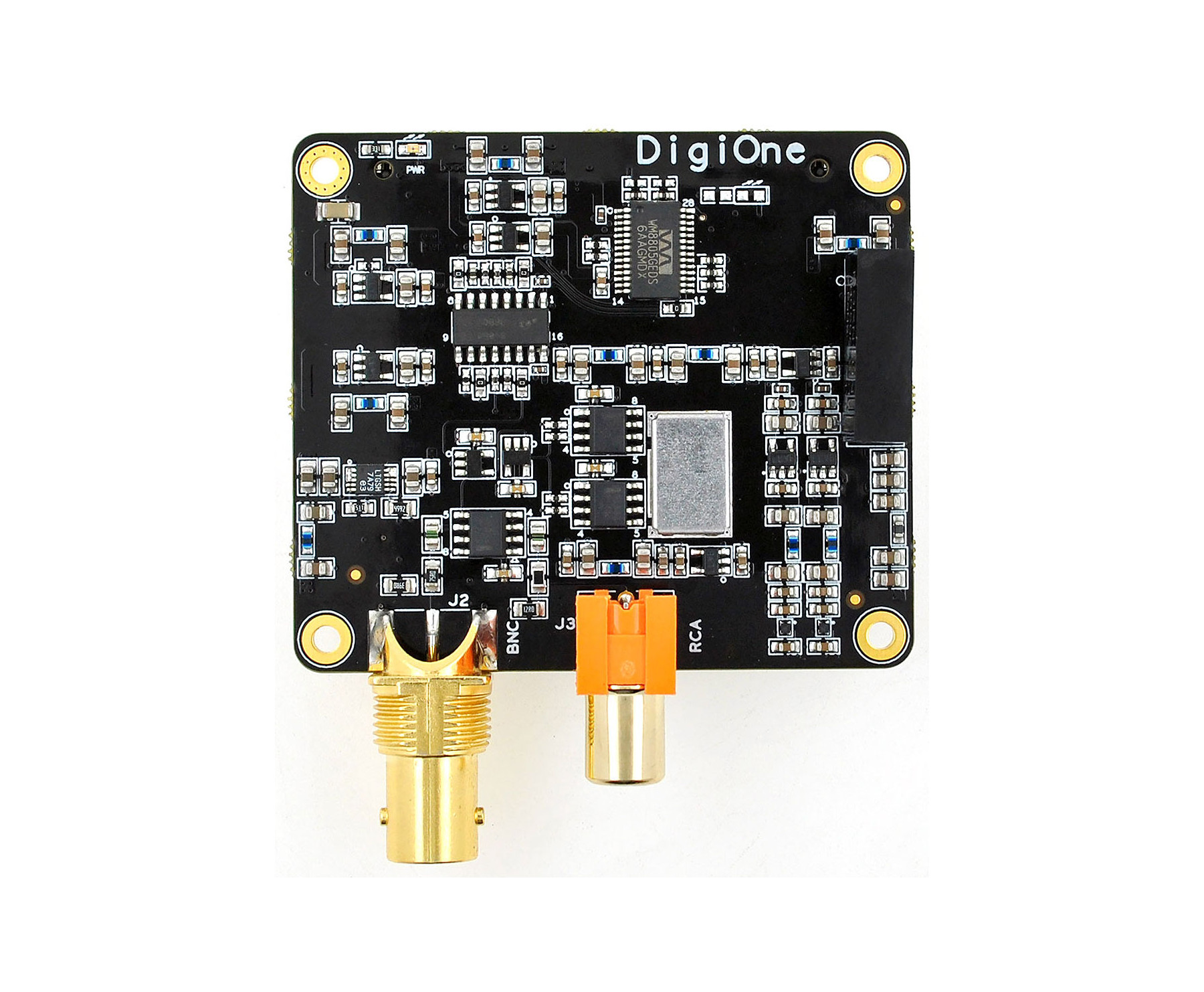 DigiOne – Digital audio output (S/PDIF) for RPi