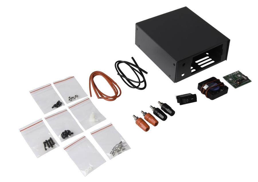 JOY-iT Metallgehäuse für DPS5005 und DPS5015