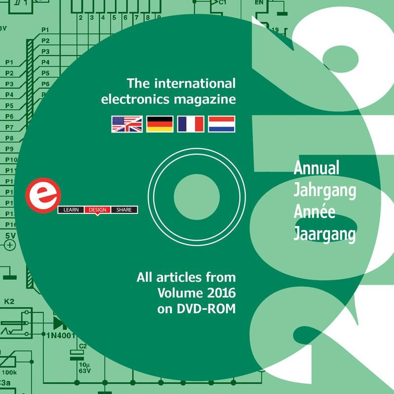 Elektor-DVD 2016
