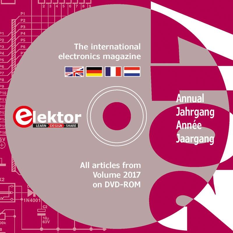 Elektor-DVD 2017