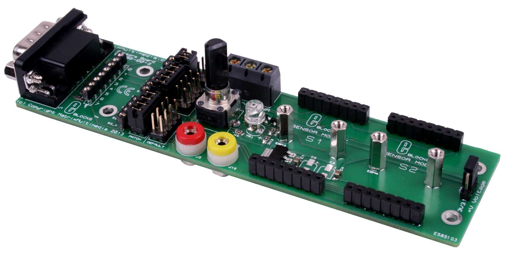 Sensors Mother board (EB090)