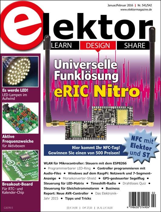 Elektor 01-02/2016 (PDF)