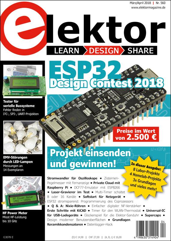 Elektor 03-04/2018 (PDF)