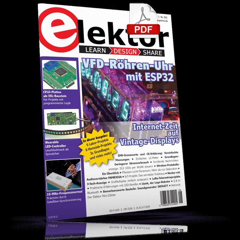 Elektor 05-06/2018 (PDF)