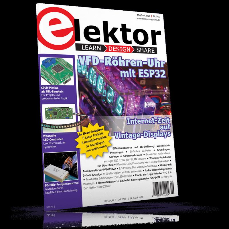 Elektor 05-06/2018