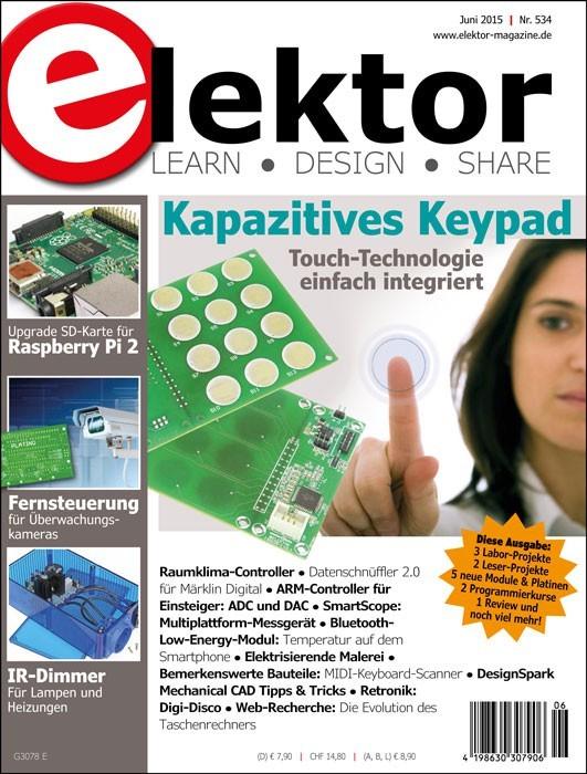Elektor 06/2015 (PDF)