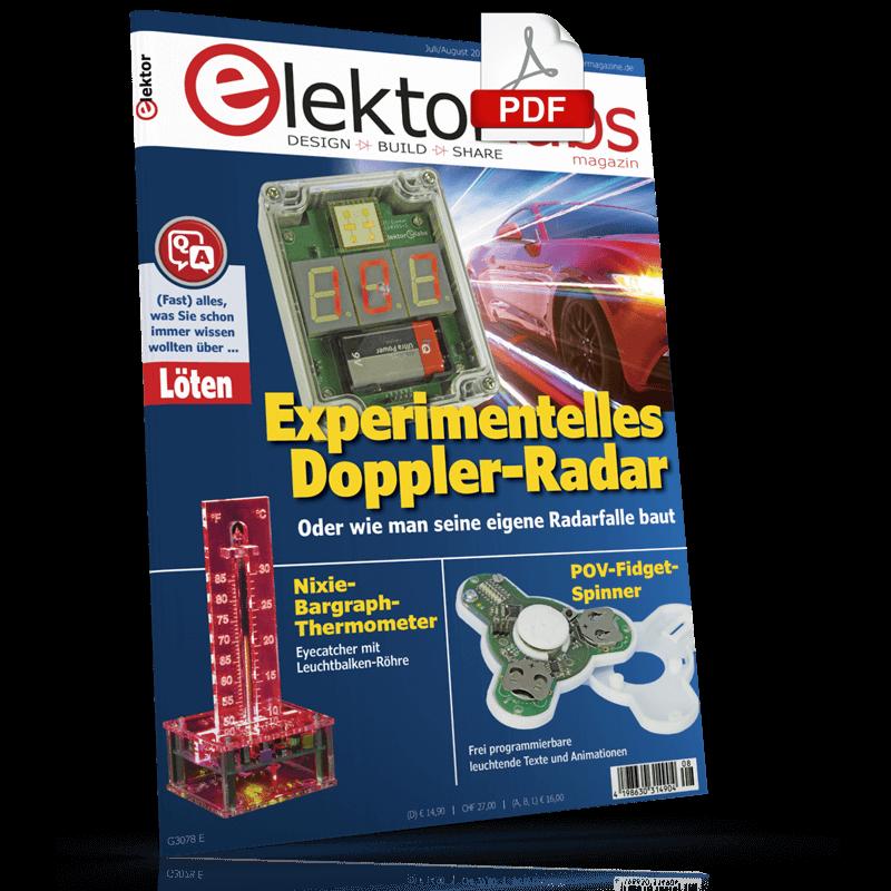 Elektor 07-08/2018 (PDF)
