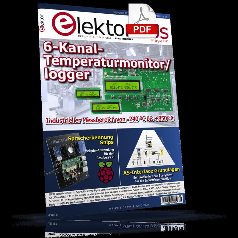 ElektorLabs 07-08/2019 (PDF)