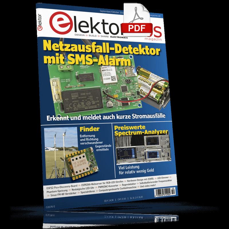 Elektor 09-10/2018 (PDF)