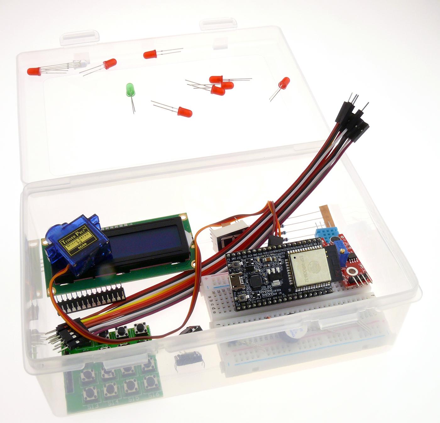 Elektor ESP32 Smart Kit
