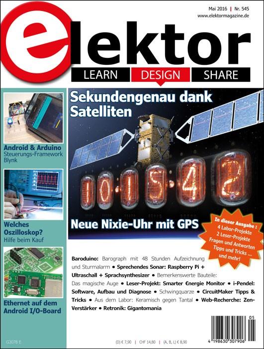 Elektor 05/2016 (PDF)
