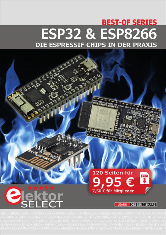 ESP32 & ESP8266 Kompilation (PDF)