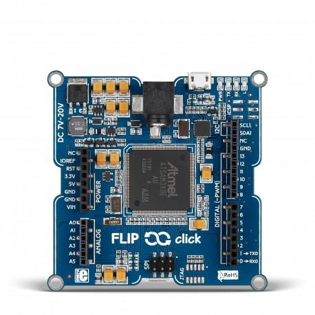 Flip & click