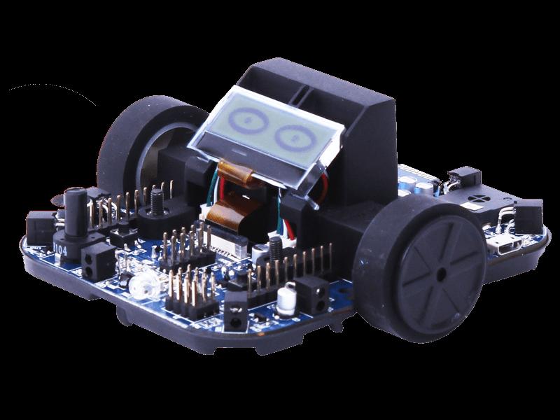 Formula AllCode Robot Buggy