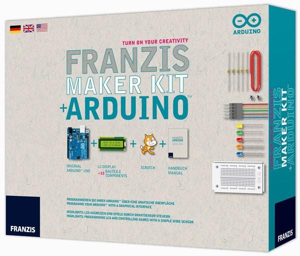 Franzis Maker Kit Arduino