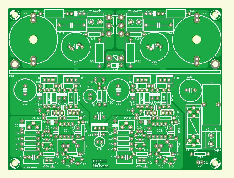 555-Audioverstärker