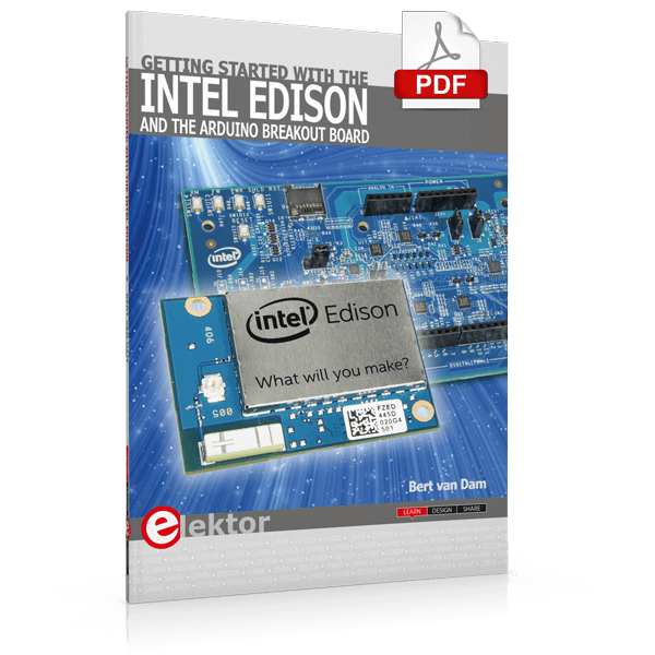 Getting Started with the Intel Edison (PDF)