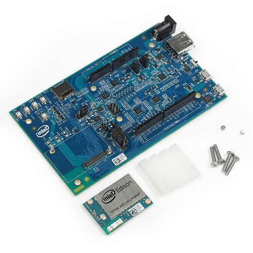 INTEL Edison: Kit für Arduino