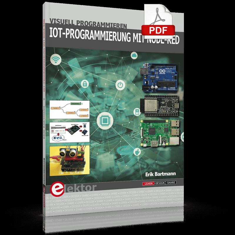 IoT-Programmierung mit Node-RED (PDF)